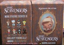 Mindstyle the Scavengers mini series 2 by kathie olivas 1 x blindbox