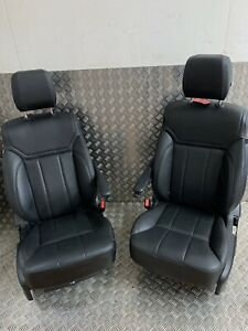 Land Rover Discovery 5 l462 front leather seats 2017-2020 ✅✅✅