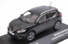 Nissan Qashqai 2014 Black 1:43 Model TRIPLE 9