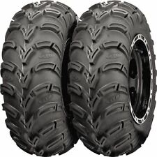 24x10-11 ITP MUD LITE AT TIRES (SET OF 2) UTV ATV 24x10x11 24-10-11