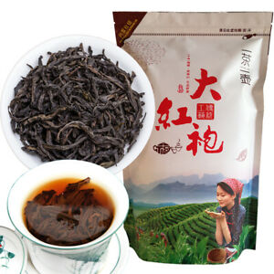 250g Da Hong Pao Tea Wulong Dahongpao Tea Black Tea Big Red Robe Tea Oolong Tea