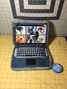 BARKBOX Bark Box 'Zoomies With My Hoomies' Laptop Dog Toy - Quarantine Edition