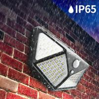Energia Solare Luce LED da Parete Movimento Sensore Impermeabile Lampada Esterno