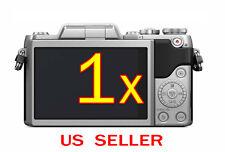 1x Clear LCD Screen Protector Guard Cover Film For Panasonic Lumix DMC-GF7