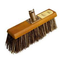 "Harris Victory Groundsman Bassine Cane Broom Head 13"" with Socket"