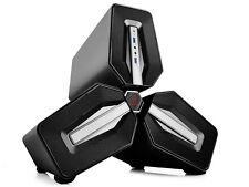DEEPCOOL Tristellar PC Case, Mini-ITX, Unique Compartmentalized System