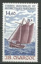 "FRENCH SOUTHERN ANTARCTIC TERRITORY. 1987. Schooner ""Charcot"" Commem. SG: 228."