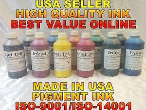 Any 3 pigment bulk ink for EPSON Stylus Pro 4000 7600 9600 refill cartridge