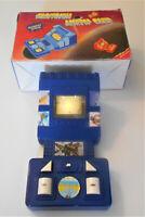 ELECTRONIC DESKTOP Game Watch RARE Unusual Vintage Tabletop LCD LSI Handheld CIB