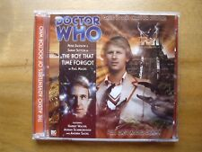 Doctor Who The Boy That Time Forgot, 2008 Big Finish audio book CD