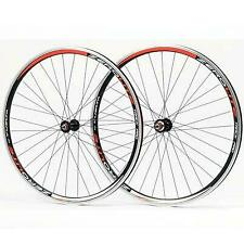 Vuelta ZeroLite Track Comp Fixie Wheelset 700c 16T Black Bike