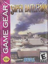 Super BattleTank - Game Gear - version Us compatible toute gameGear