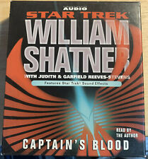 Captain's Blood (Star Trek ) - Audio CD - VERY GOOD