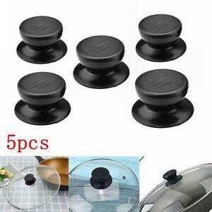 5Pcs Kitchen Cooking Pot Pan Lids Replacement Knob Lifting Handle Saucepan Lid