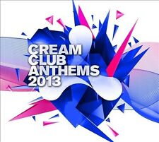 Cream Club Anthems 2013 by Various Artists (CD, Apr-2013, 3 Discs, New State)