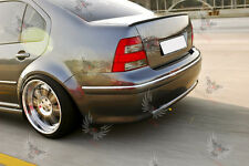 (244G) Volkswagen VW Jetta IV BORA 4dr 1999-05 Rear trunk lip spoiler M3 wing