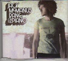 (BM199) Jack McManus, Bang On The Piano - 2008 DJ CD