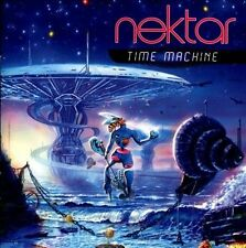 Time Machine by Nektar (CD, Jun-2013, Purple Pyramid)