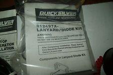 Quicksilver Lanyard Diode Kit  812497A