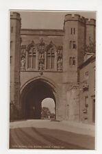 Worcester, Edgar Tower, Judges 7272 Postcard, A902