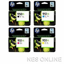 HP 950XL BLACK+951XL C/M/Y High Yield Ink=>Officejet Pro 8610/8620/8630 CM750A