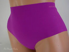 Calvin Klein Naked Purple Hipster Panty, size L MSRP $18 #F2637-59A