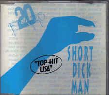 20 Fingers-Short Dick Man cd maxi single 8 tracks