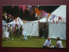POSTCARD DORSET BESTIVAL AT LULWORTH CASTLE