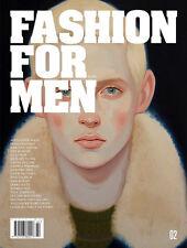 Fashion For Men Magazine Kris Knight Milan Vukmirovic Paul Surridge Jeff Burton