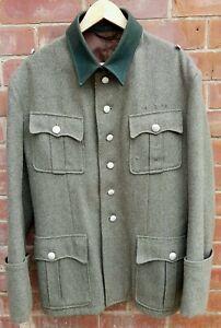 WW2 German M36 Officers 4 pocket tunic