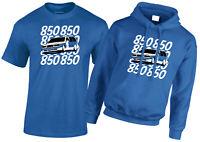 Volvo 850 BTCC Classic NEW DESIGN T-Shirt / Hoodie SET Great Gift!