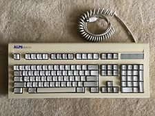 ALPS MDS 101 Keyboard - 5 Pin DIN - Vintage!!