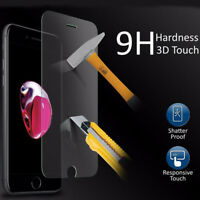 Real HD Screen Protector Tempered Glass Protective Film For iPhone 8 6s 7 Plus