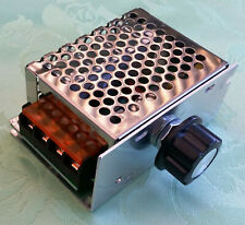 SENSOR-DIMMER TAST-LEISTUNGSREGLER LASTREGLER DIMMSCHALTER 230 V//AC max.6A//1 kW