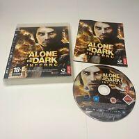 Alone in the Dark: Inferno (Sony PlayStation 3) PS3 COMPLETE CIB Atari