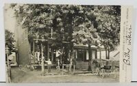 PA Willow Street Store and Post Office Pennsylvania udb Postcard M9