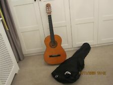 More details for a great bm ronda classical guitar with soft case
