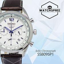 Seiko Chronograph Watch SSB095P1