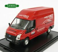 BNIB OO GAUGE OXFORD 1:76 76FT034 Ford Transit Mk5 Parcelforce Van
