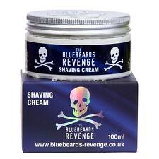 The Bluebeards Revenge Luxury Shaving Cream Tub 100ml BNIB UK STOCKIST