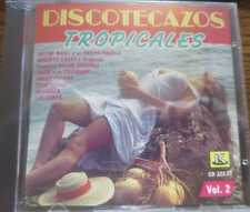 Discotecazos Tropicales - CD NEW! FREE SHIPPING! KUBANEY