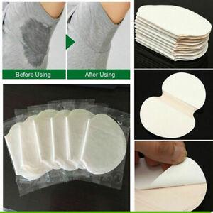 New 100pcs Underarm Armpit Sweat Pads Stickers Shield Guard Absorb BEYC