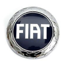 Fiat Emblem Logo Firmenzeichen Frontemblem blau vorne 46832366