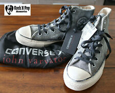Womens Converse X John Varvatos CTAS Hi Painted Beluga/Turtle 151292C Size 7