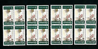 US Stamps # 1384f VF Lot of 16 tagging omitted OG NH Scott Value $80.00