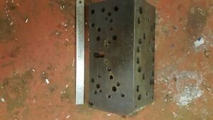 Large Angle Plate  12 x 6 x 1 inch