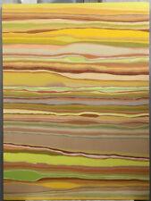 """FOUGERAND.L _"""" Huile d'olives """" Huile sur toile de 10/2017 _ 130cm x 97cm"""