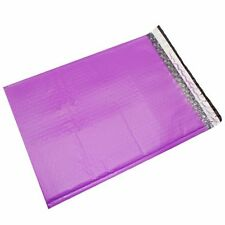 200 #5 ( Purple ) Poly Bubble Mailers Envelopes Bags 10.5x16  Colors Stand Out