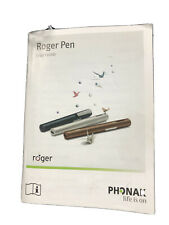 PHONAK ROGER FM PEN 1.1 WIRELESS MICROPHONE (DISCOUNTED FOR COSMETIC CASE FLAWS)