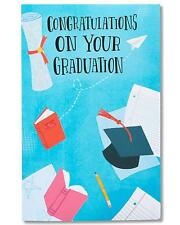 NEW American Greetings Happy Beginning Graduation Card with Music
